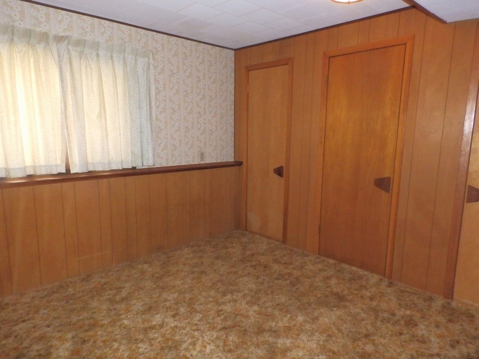 4th bedroom in lower level
