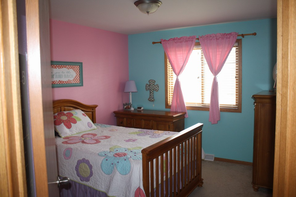 1 of 2 bedroom on main floor