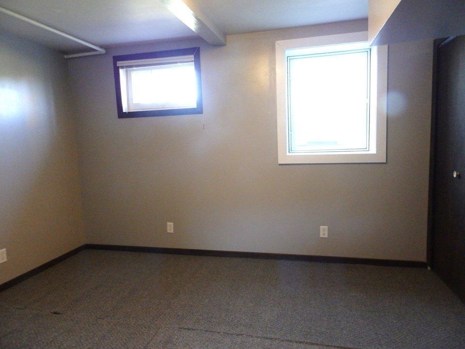 4th bedroom on lower level