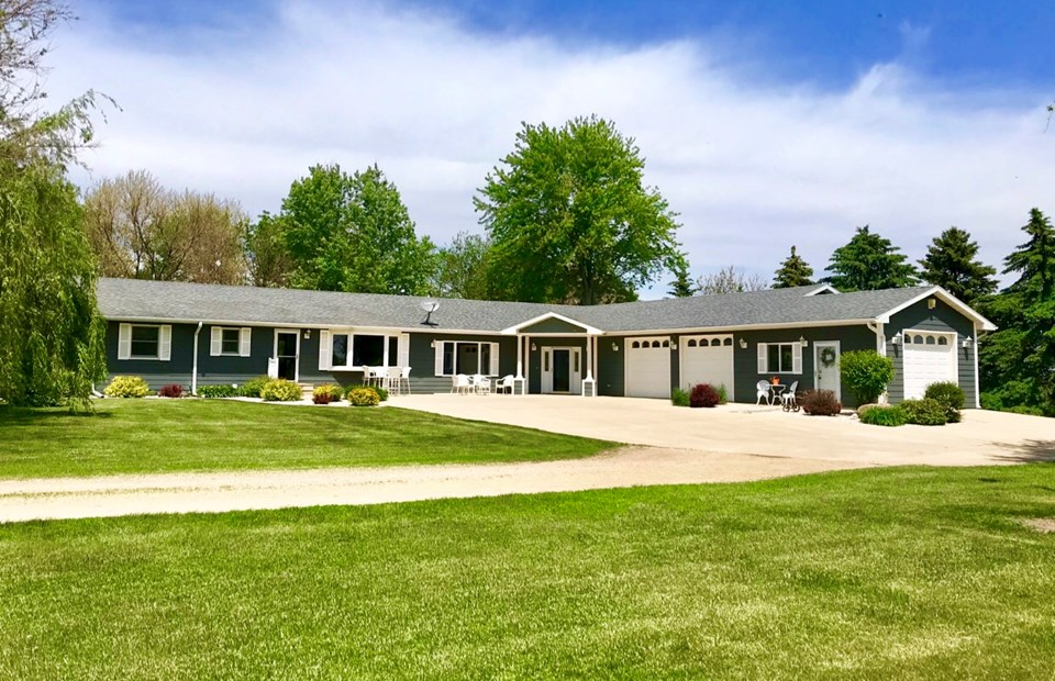 country living at it's best!  a home that has been updated and is move in ready.