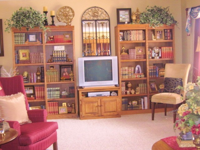 main floor living room
