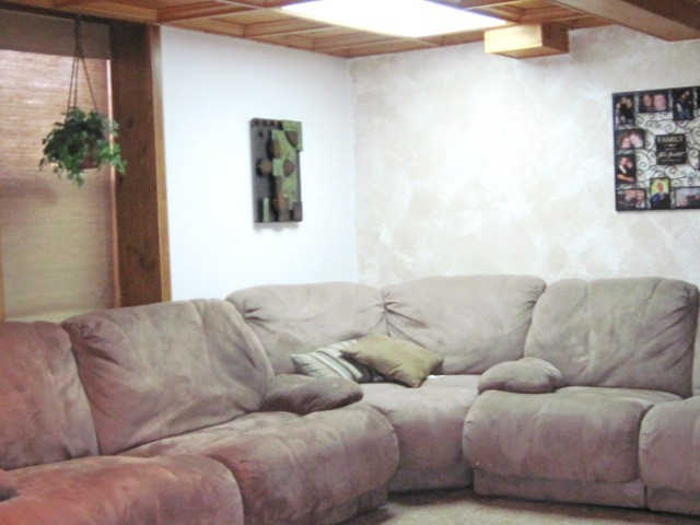 family room downstairs