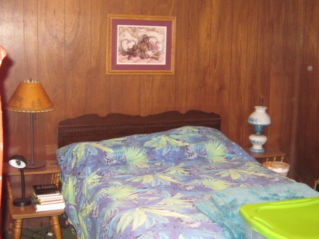 1 of 2 lower level bedroom