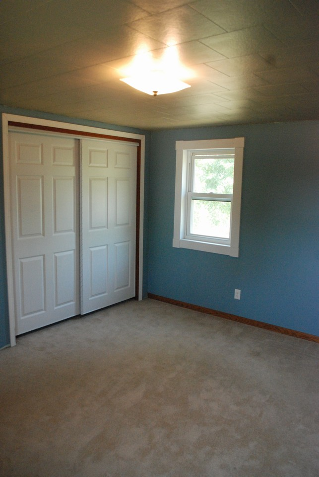 master bedroom/closets